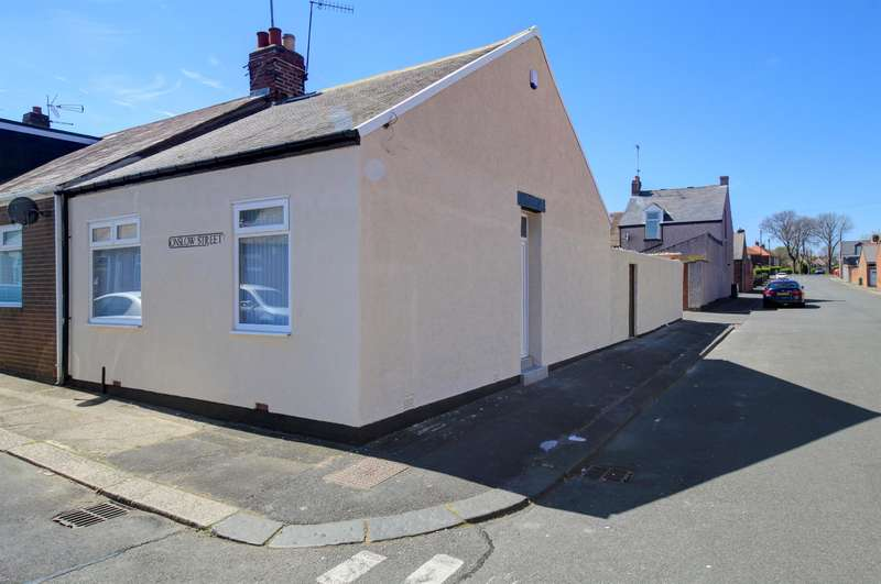2 Bedrooms Cottage House for sale in Oxford Street, Pallion, Sunderland, SR4 6RP