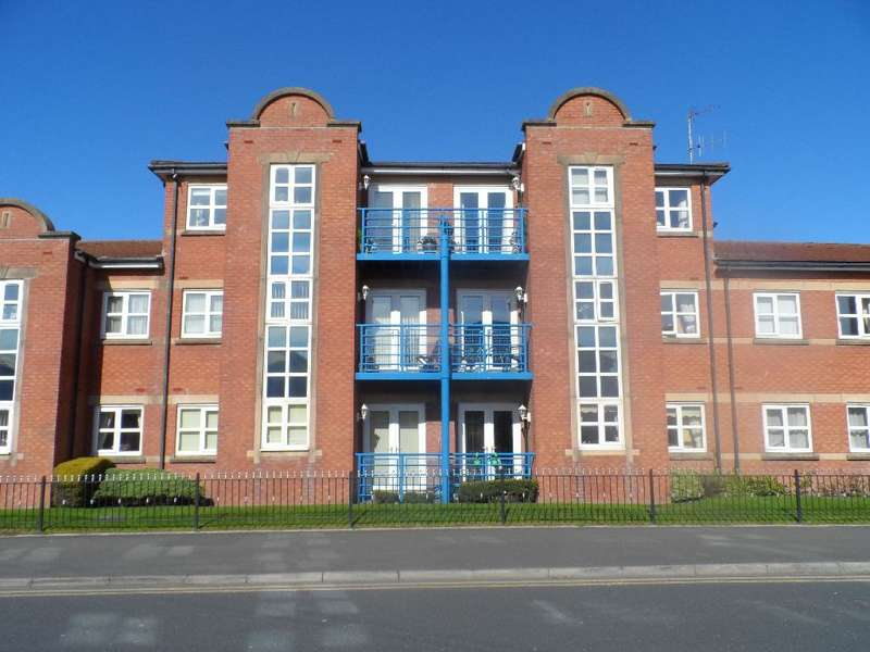 1 Bedroom Flat for sale in Sovereign Court, Thornton Cleveleys, FY5 3PH