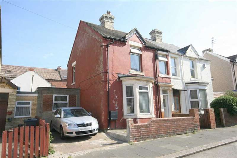 3 Bedrooms Property for sale in Cheviot View, Whitley Bay, NE26