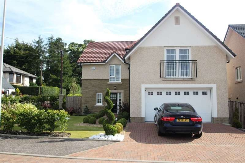 5 Bedrooms Detached House for rent in Balglass Drive, Balfron, Stirling