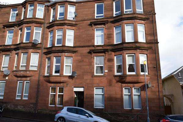 1 Bedroom Apartment Flat for sale in Armadale Place, GREENOCK