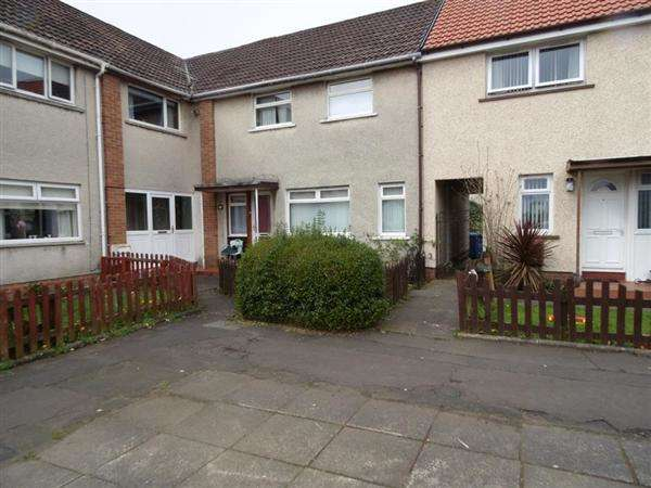 2 Bedrooms Terraced House for sale in Dick Crescent, IRVINE
