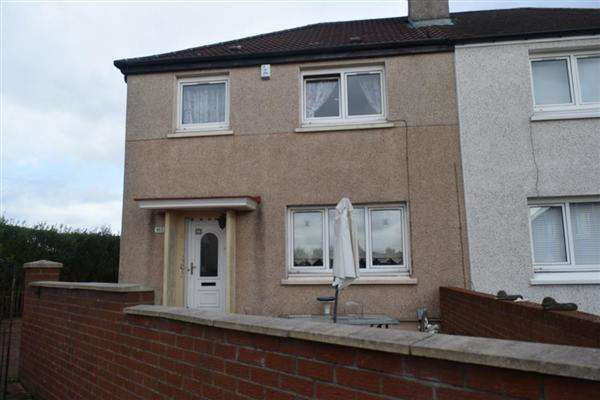 3 Bedrooms Semi Detached House for sale in Westray Street, GLASGOW