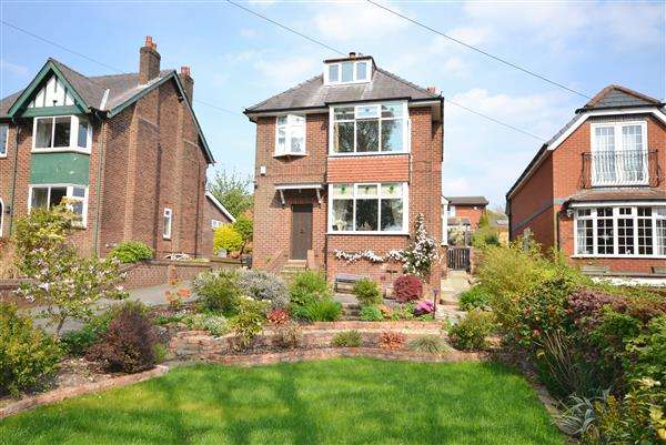 3 Bedrooms Detached House for sale in Branclyst, Burgh Lane, Chorley