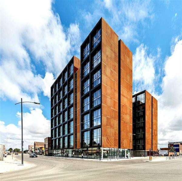 1 Bedroom Apartment Flat for sale in The Metal works, 60 vauxhall road, liverpool