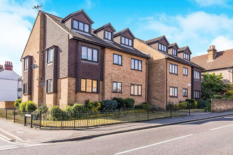 1 Bedroom Flat for sale in Nuxley Road, Belvedere, DA17