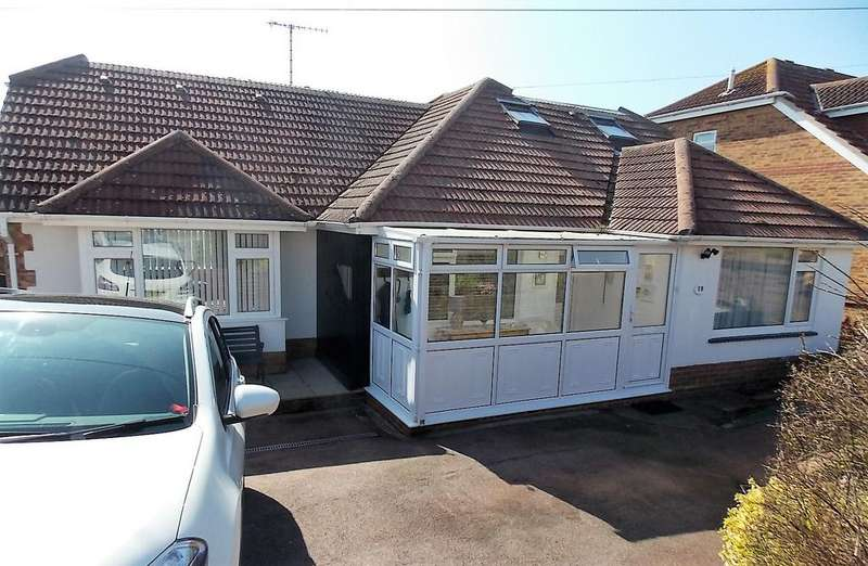 5 Bedrooms Detached Bungalow for sale in Saltdean