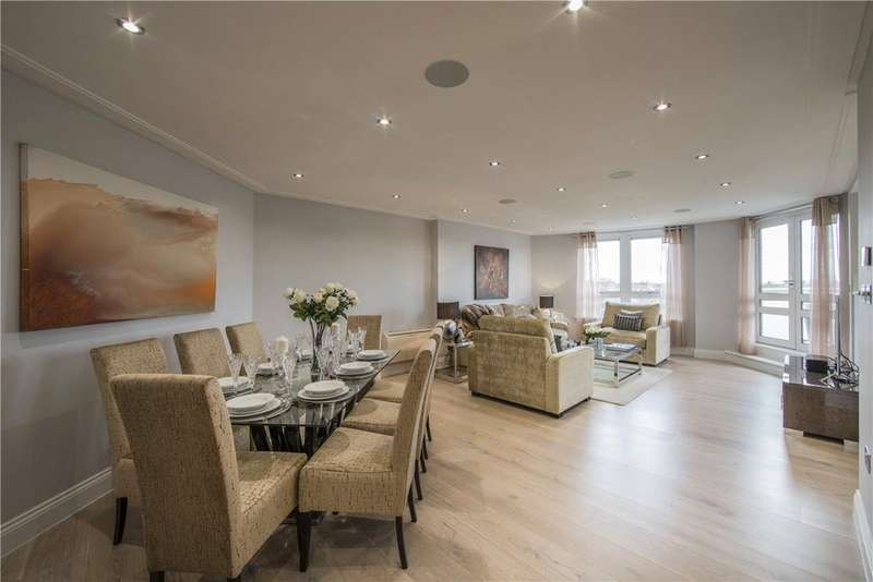 3 Bedrooms Flat for sale in Templar Court, 43 St John's Wood Road, St John's Wood, NW8