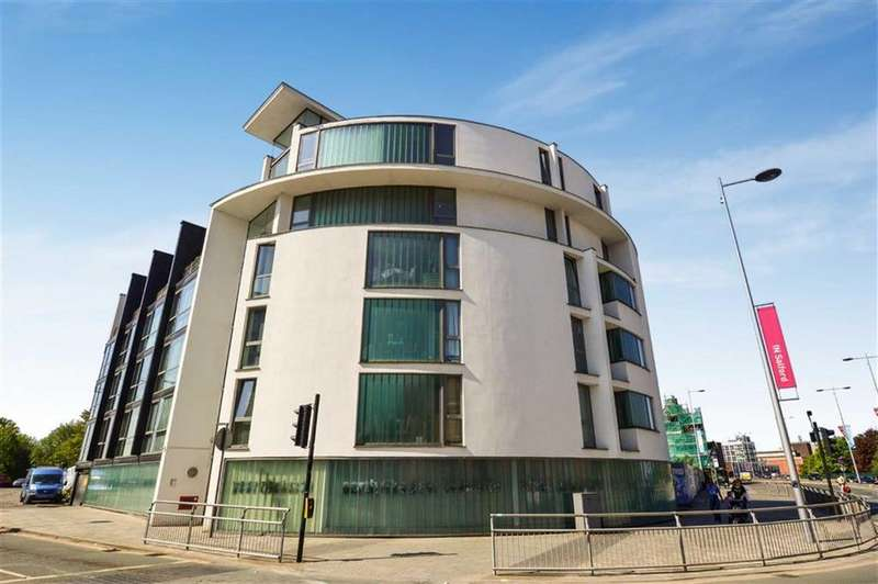 2 Bedrooms Apartment Flat for sale in Transport House, Salford, Greater Manchester, M5