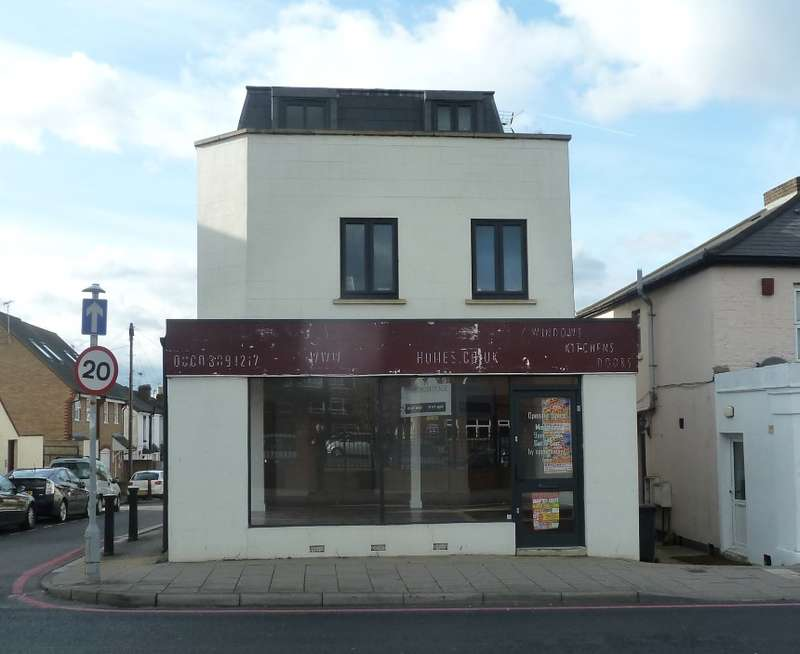 Commercial Property for sale in Hook Road, Surbiton, Surrey, KT6 5BZ