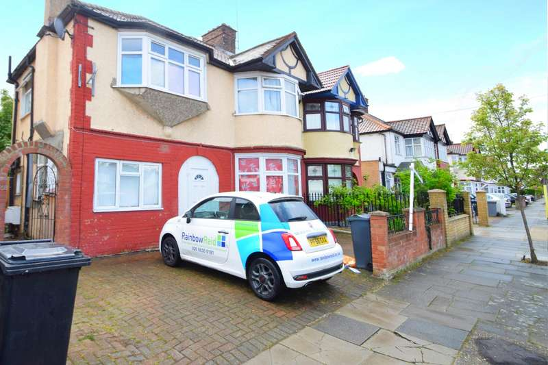 4 Bedrooms Detached House for sale in Fleetwood Road, London NW10
