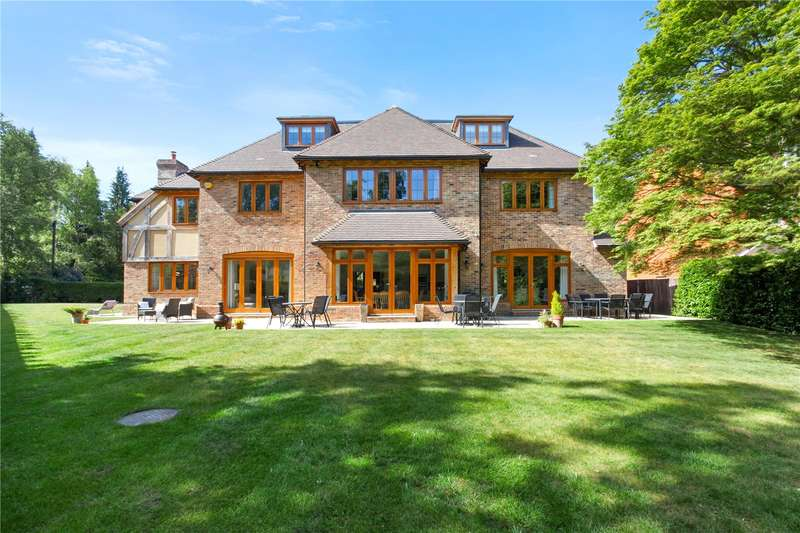 6 Bedrooms Detached House for sale in Heather Drive, Sunningdale, Berkshire, SL5