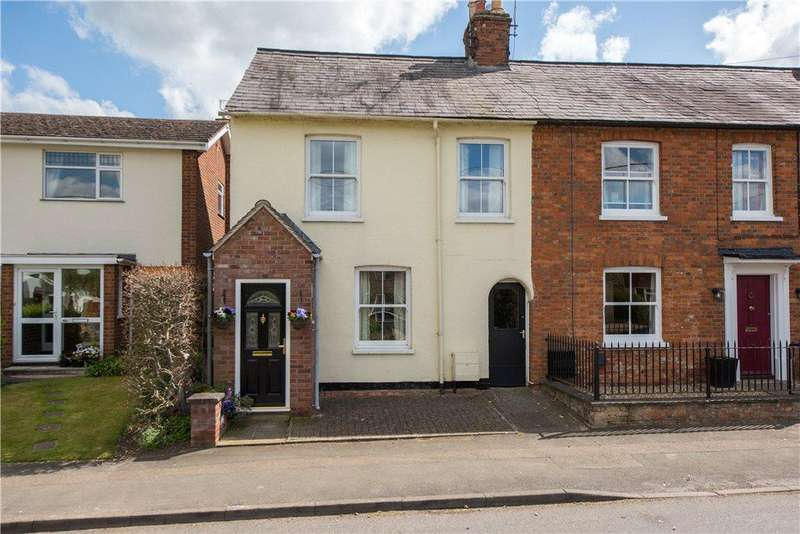 2 Bedrooms Semi Detached House for sale in High Street North, Stewkley, Leighton Buzzard, Bedfordshire