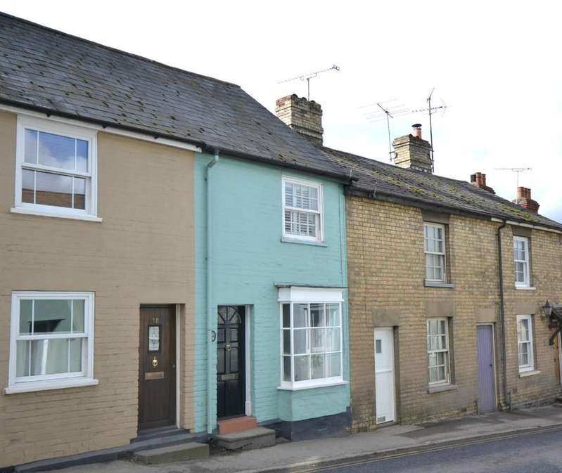 2 Bedrooms Cottage House for sale in 16 Mill End, Thaxted, Dunmow, Essex, CM6 2LT