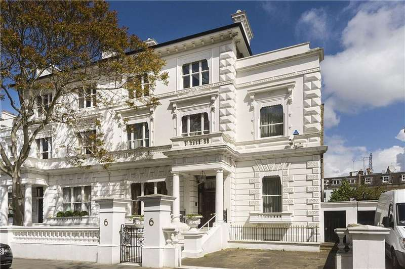 16 Bedrooms Semi Detached House for sale in The Boltons Cresswell Place, Chelsea, London, SW10