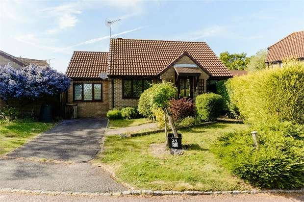 2 Bedrooms Detached Bungalow for sale in Parsley Close, Earley, Reading, Berkshire