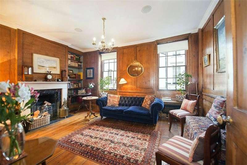 3 Bedrooms Terraced House for sale in Culross Street, Mayfair, London, W1K