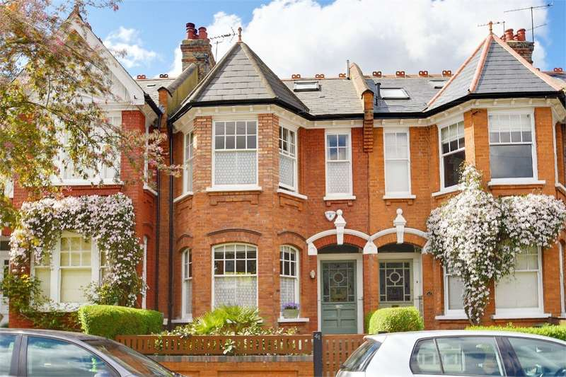 5 Bedrooms Terraced House for sale in Grasmere Road, Muswell Hill, London