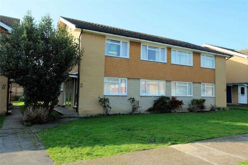 2 Bedrooms Flat for sale in Glebe Way, WHITSTABLE, Kent
