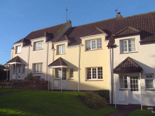 3 Bedrooms Terraced House for sale in Otterton, BUDLEIGH SALTERTON, Devon