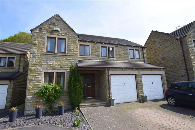 4 Bedrooms Detached House for sale in Silver Birch, Brockholes, Holmfirth, HD9