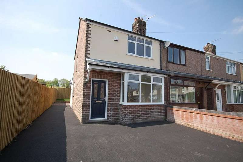3 Bedrooms Town House for sale in Forrester Avenue, Nutgrove, St. Helens