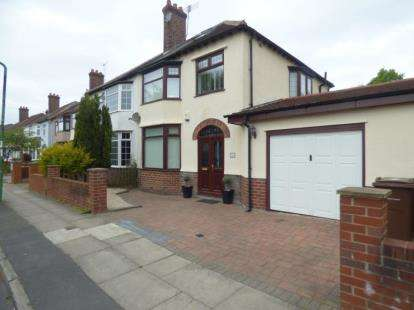 3 Bedrooms Semi Detached House for sale in The Precincts, Crosby, Liverpool, Merseyside, L23