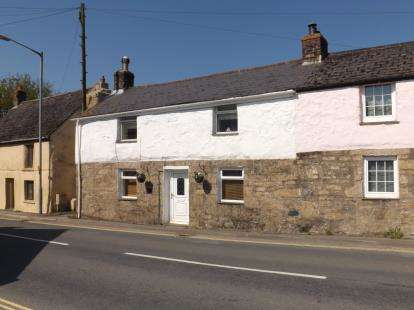 3 Bedrooms End Of Terrace House for sale in Fraddon, St. Columb, Cornwall