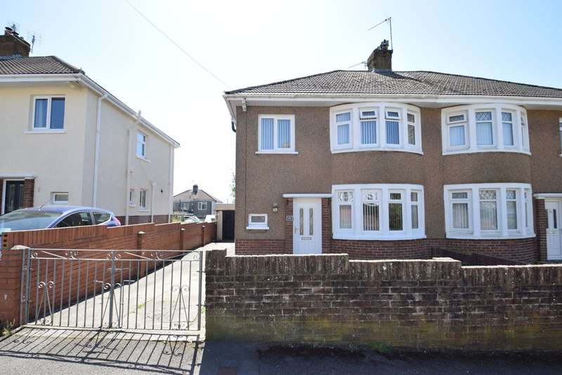 3 Bedrooms Semi Detached House for sale in 37 Penyrallt Avenue, Litchard, Bridgend, Bridgend County Borough, CF31 1QG.