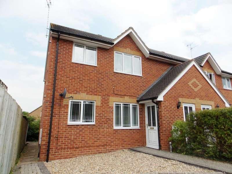 2 Bedrooms Maisonette Flat for rent in Jole Close, Swindon, Wiltshire, SN2 7WE