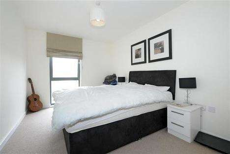 2 Bedrooms Flat for sale in Crowder Street, London E1