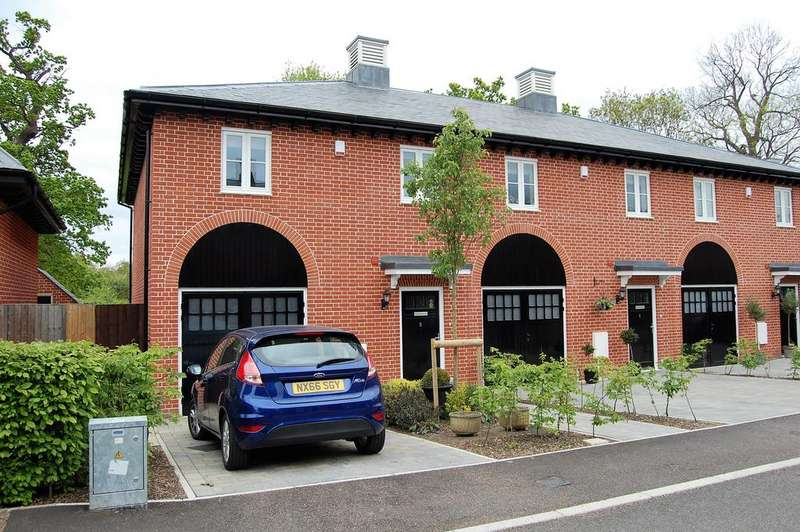 3 Bedrooms End Of Terrace House for sale in Willis Grove, Balls Park,, Hertford SG13