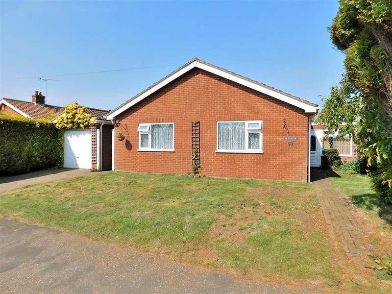 4 Bedrooms Detached Bungalow for sale in Mountbatten Road, Dersingham, King's Lynn
