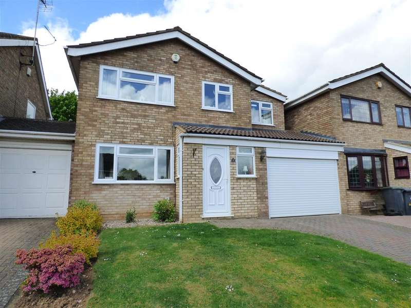 4 Bedrooms Property for sale in Leyhill Drive, Luton