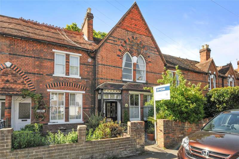 3 Bedrooms Terraced House for sale in Mill Lane, Windsor, Berkshire, SL4