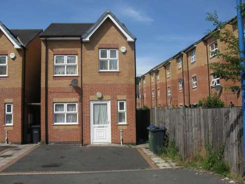 3 Bedrooms Detached House for sale in Farmend Close, Sandwell B71