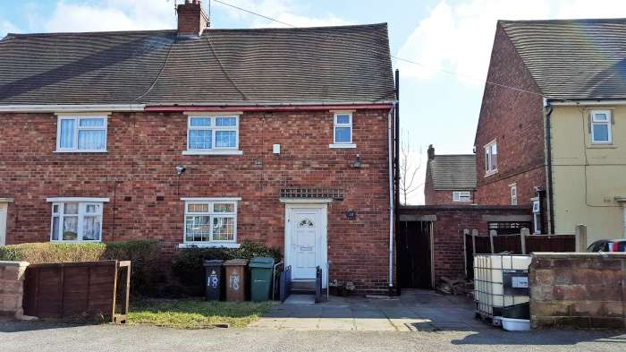 3 Bedrooms Semi Detached House for sale in ., Watson Rd, Wednesbury WS10