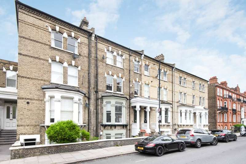 2 Bedrooms Flat for sale in Edith Road, West Kensington, W14