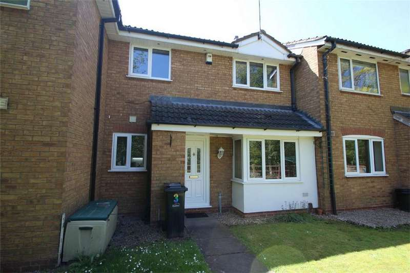 2 Bedrooms Terraced House for sale in Dadford View, BRIERLEY HILL, West Midlands