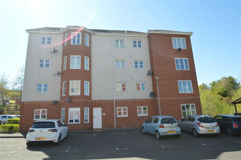 2 Bedrooms Apartment Flat for sale in Skye Wynd, Hamilton