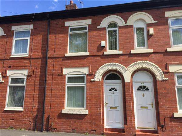3 Bedrooms Terraced House for sale in Ventnor Street, Manchester