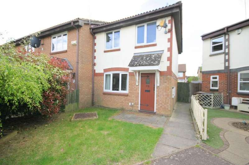 3 Bedrooms End Of Terrace House for sale in The Magpies, Luton