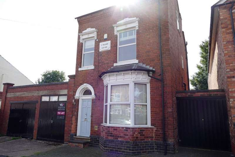 3 Bedrooms Detached House for rent in Clarence Road, Harborne, Birmingham B17