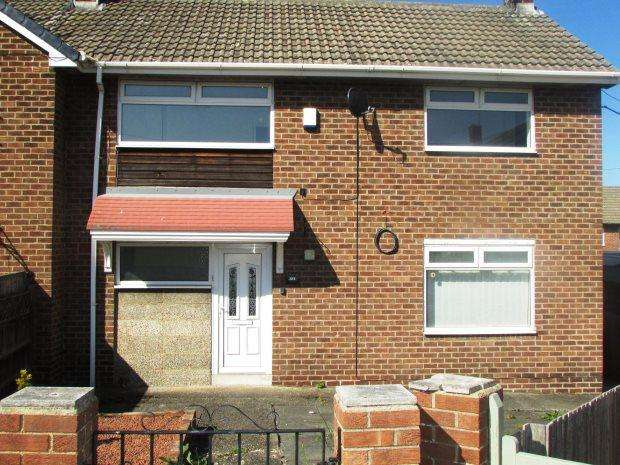 3 Bedrooms Semi Detached House for sale in NORTHLEA ROAD, SEAHAM, SEAHAM DISTRICT