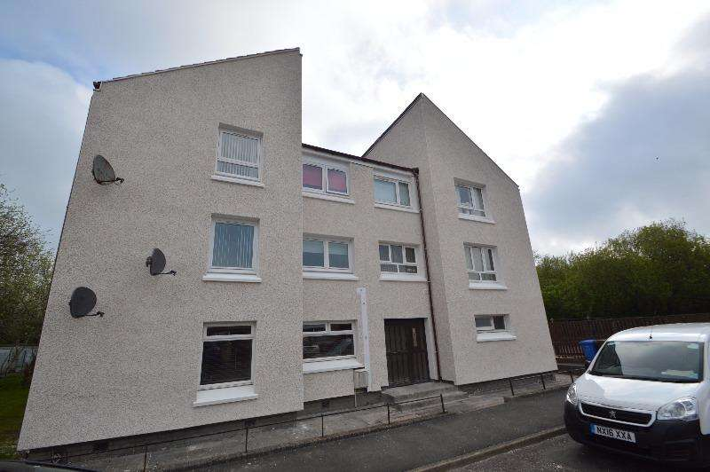 2 Bedrooms Flat for sale in Paterson Avenue, Irvine, North Ayrshire, KA12 9LJ