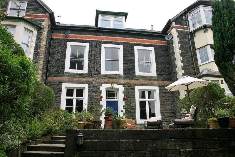 5 Bedrooms Town House for sale in 7 Gelliwastad Grove, Pontypridd