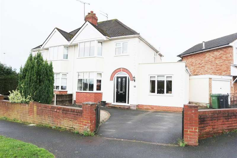 3 Bedrooms Semi Detached House for sale in Wentworth Road, Wollaston