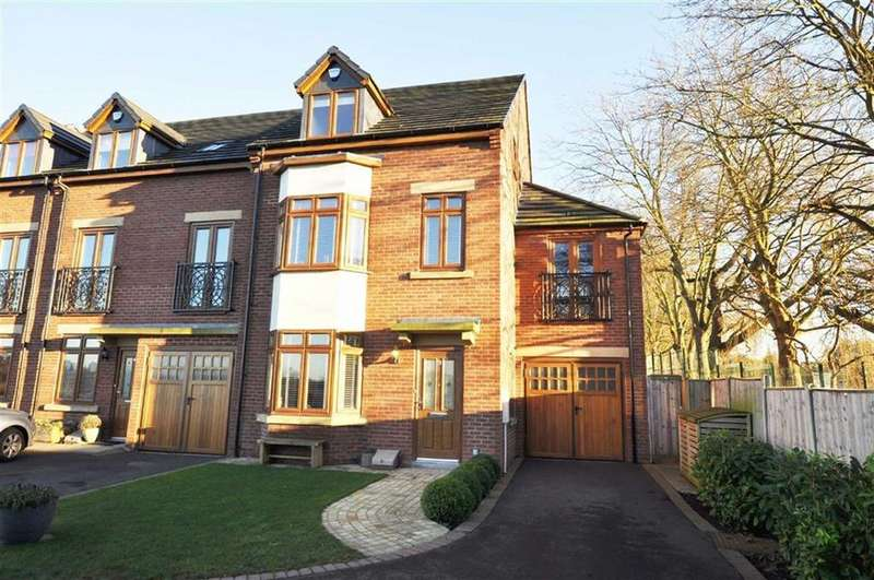 5 Bedrooms Town House for sale in Park Road, Leamington Spa