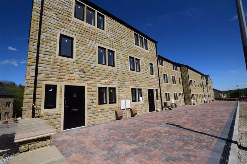 4 Bedrooms Town House for sale in Albion Gardens, Meltham, Holmfirth, HD9