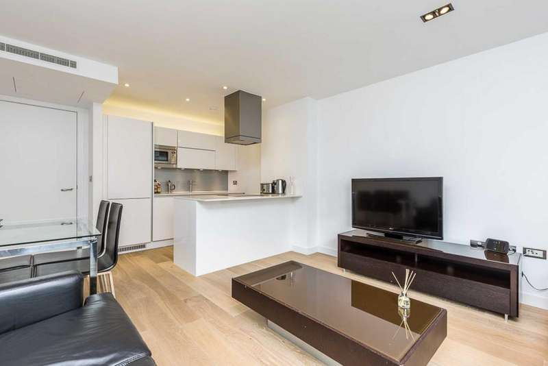 1 Bedroom Apartment Flat for sale in Courtyard Apartments, E1